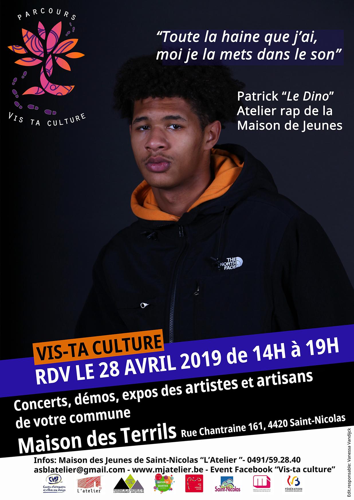 1. Patrick rap 1 A6
