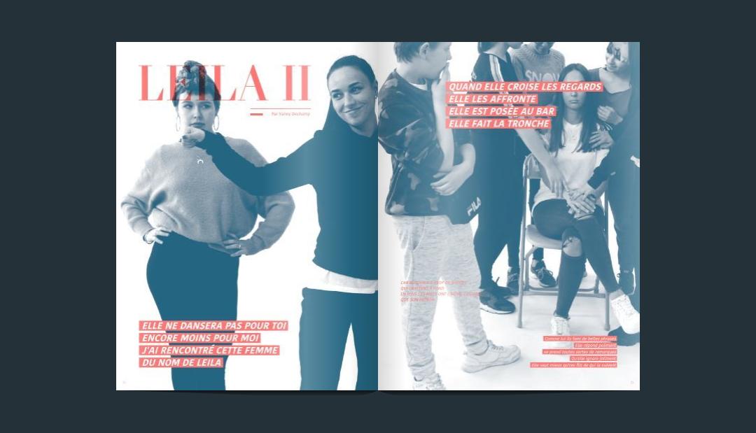 Sortie du Swap Mag#6, un article sur nos jeunes en page 32
